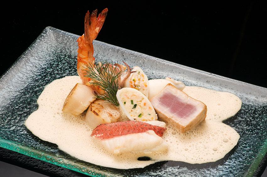 Seafood, Matahari Beach Resort