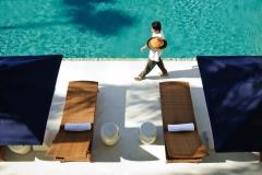 Private Pool at Semara Resort