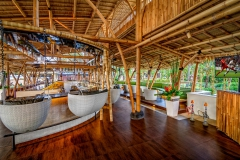Bamboo Bar Prama Beach Resort