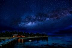 MilkyWay over Wakatobi
